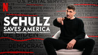 Schulz Saves America: Season 1
